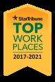 Star Tribune Top Workplaces 2017-2020